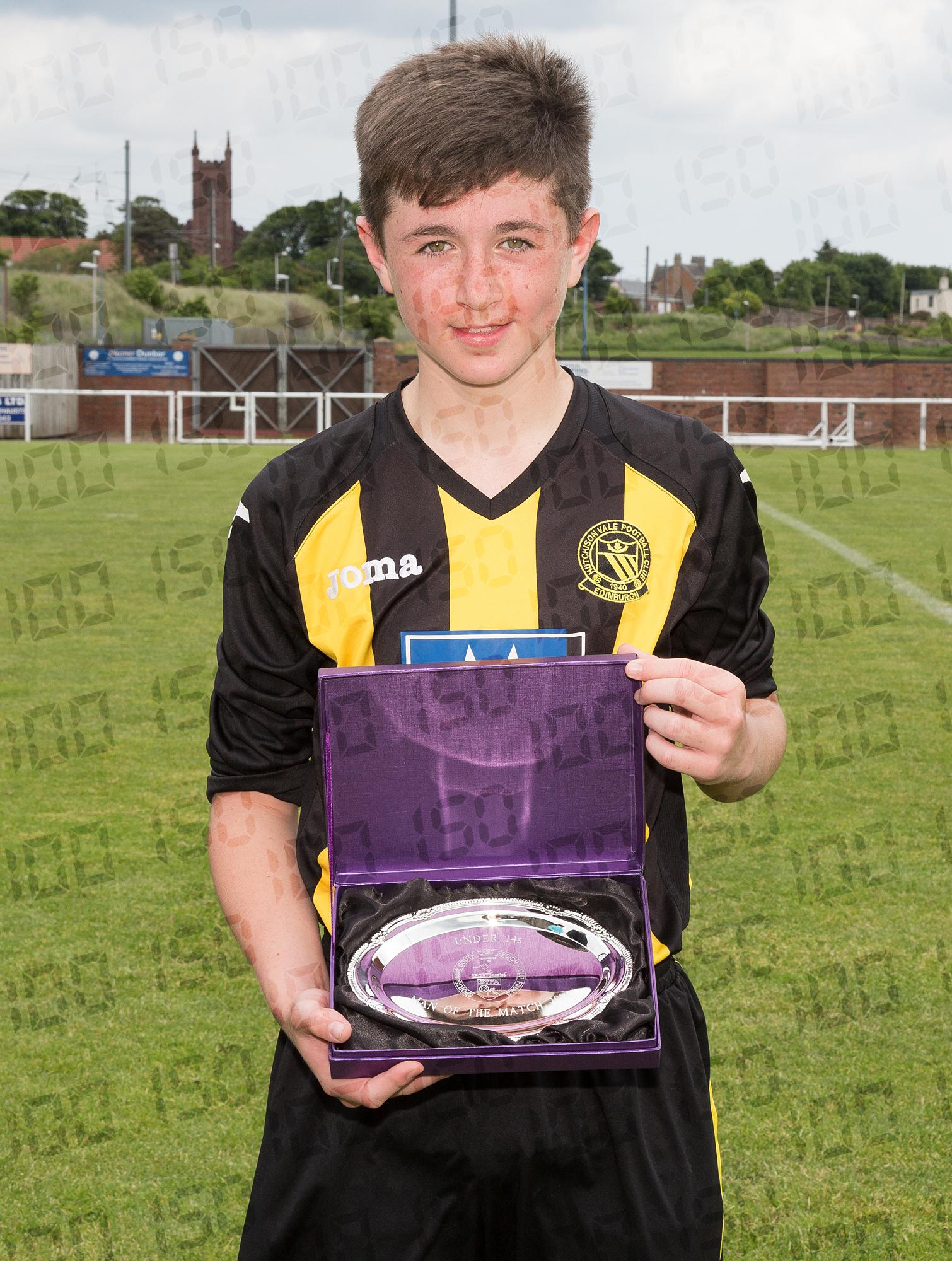 Man of the Match award.
