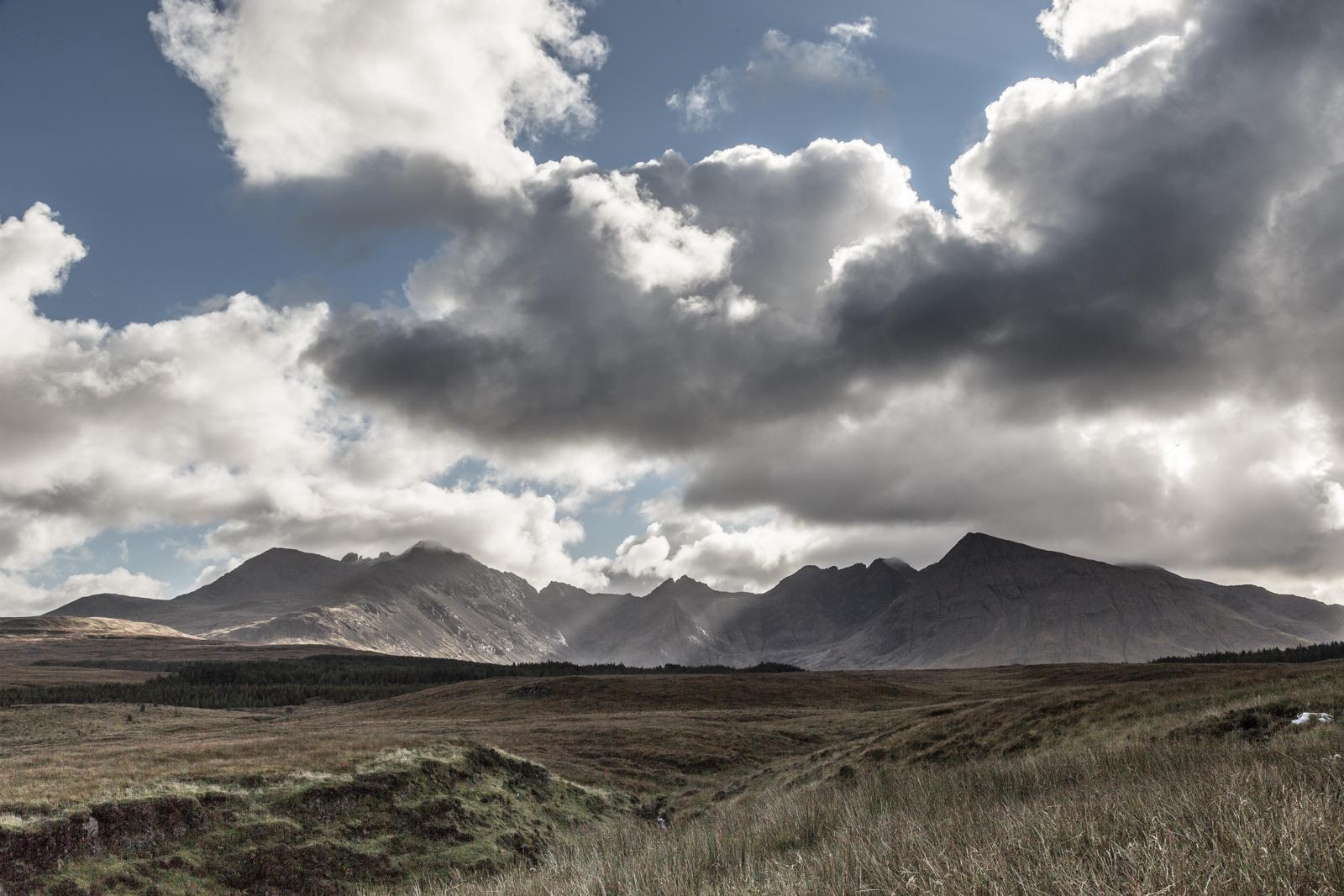 Glen Brittle — Skye