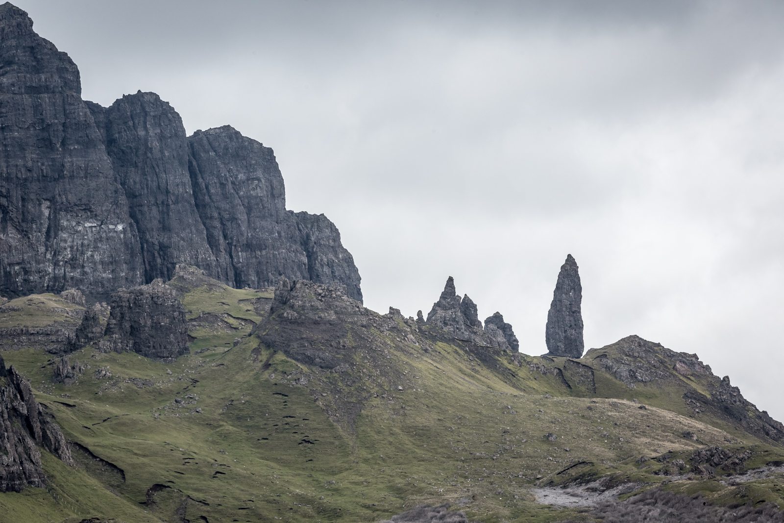 Old Man of Storr — Skye
