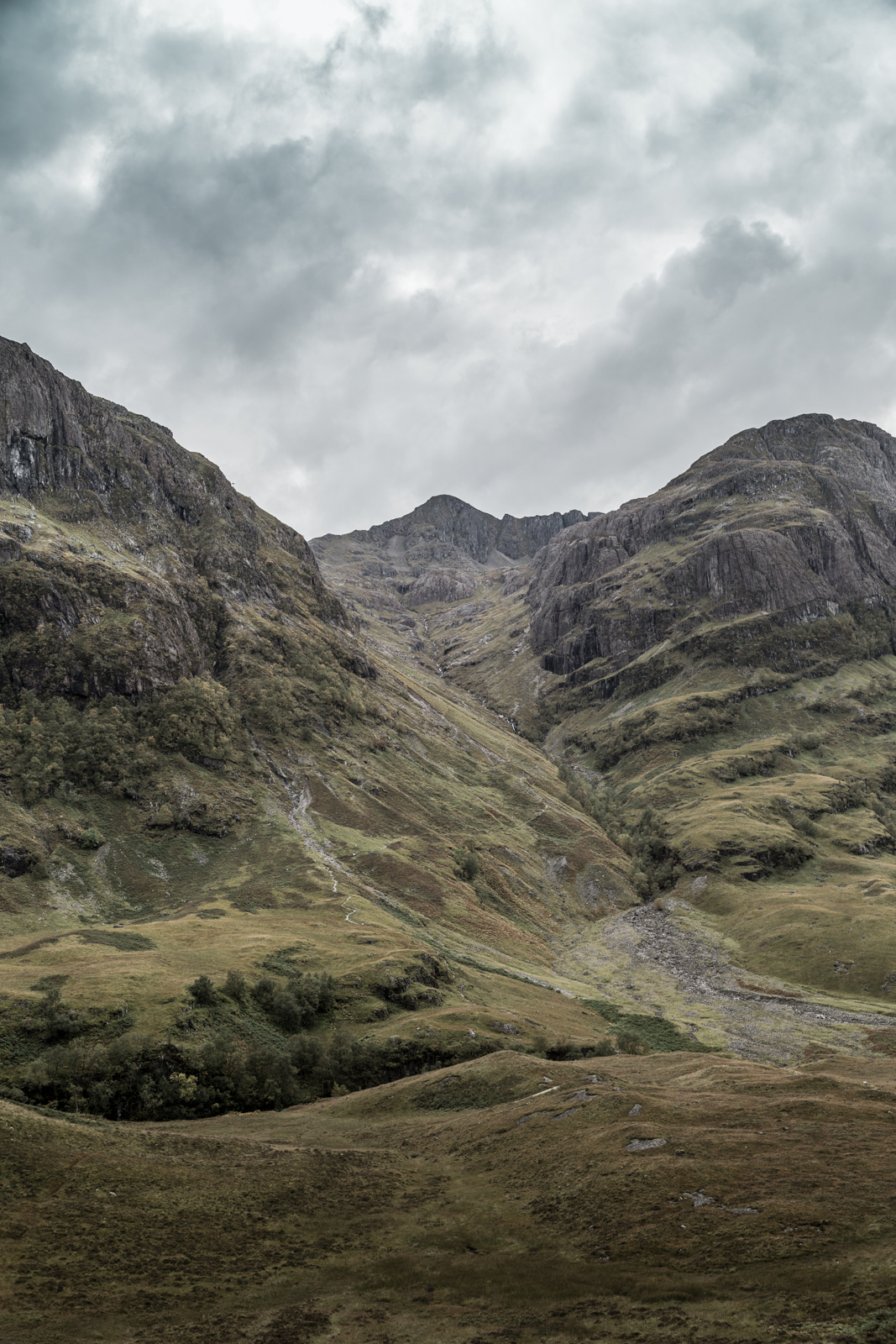 Glen Coe — Scottish Highlands