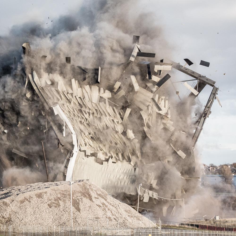 Cockenzie Demolition