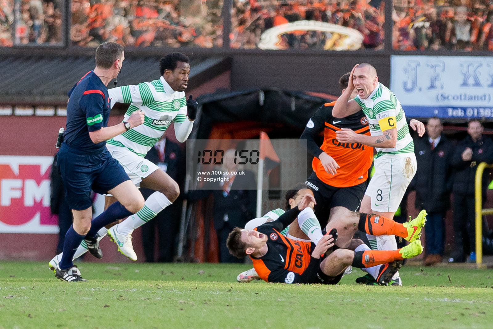 Dundee United v Celtic – 8th March 2015