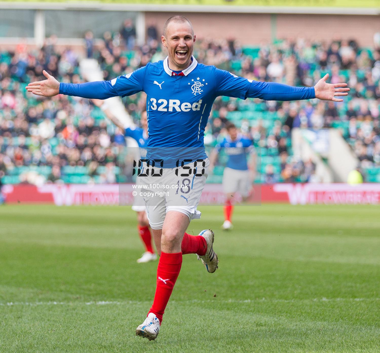 Hibernian v Rangers –21st March 2015