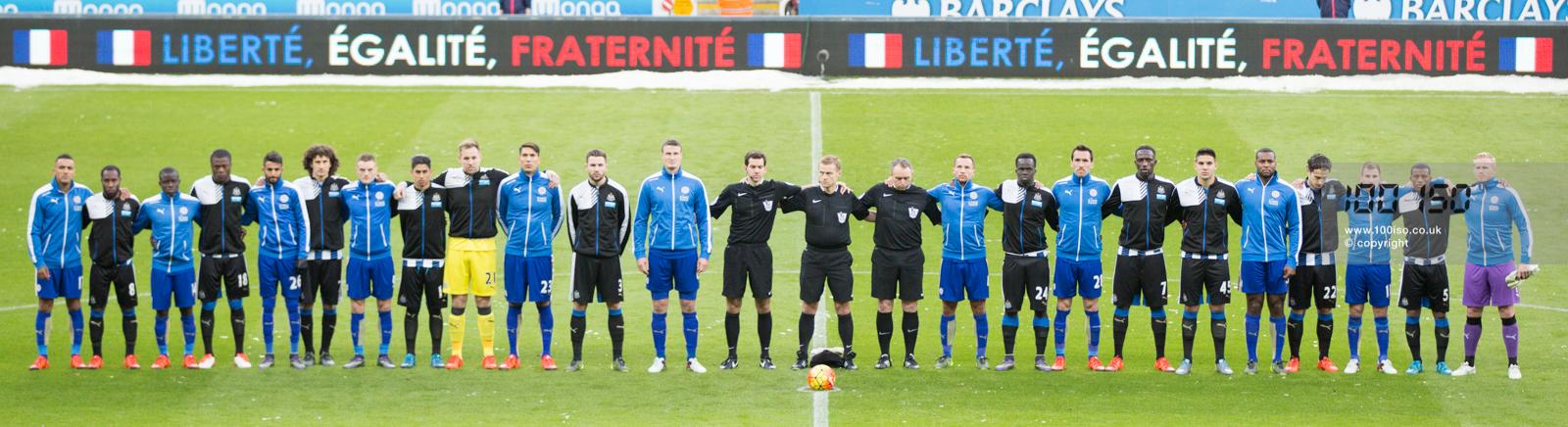 Football remembers Paris – 21st November 2015