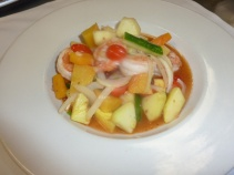 New Fall Sweet & Sour