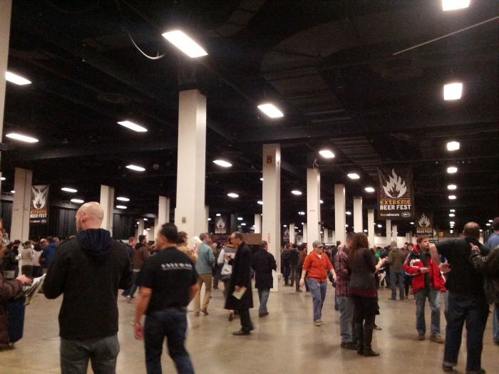 Extreme Beerfest 2014, Boston, MA