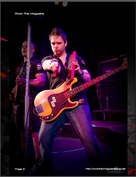 Rock Thiz Magazine  April 2014