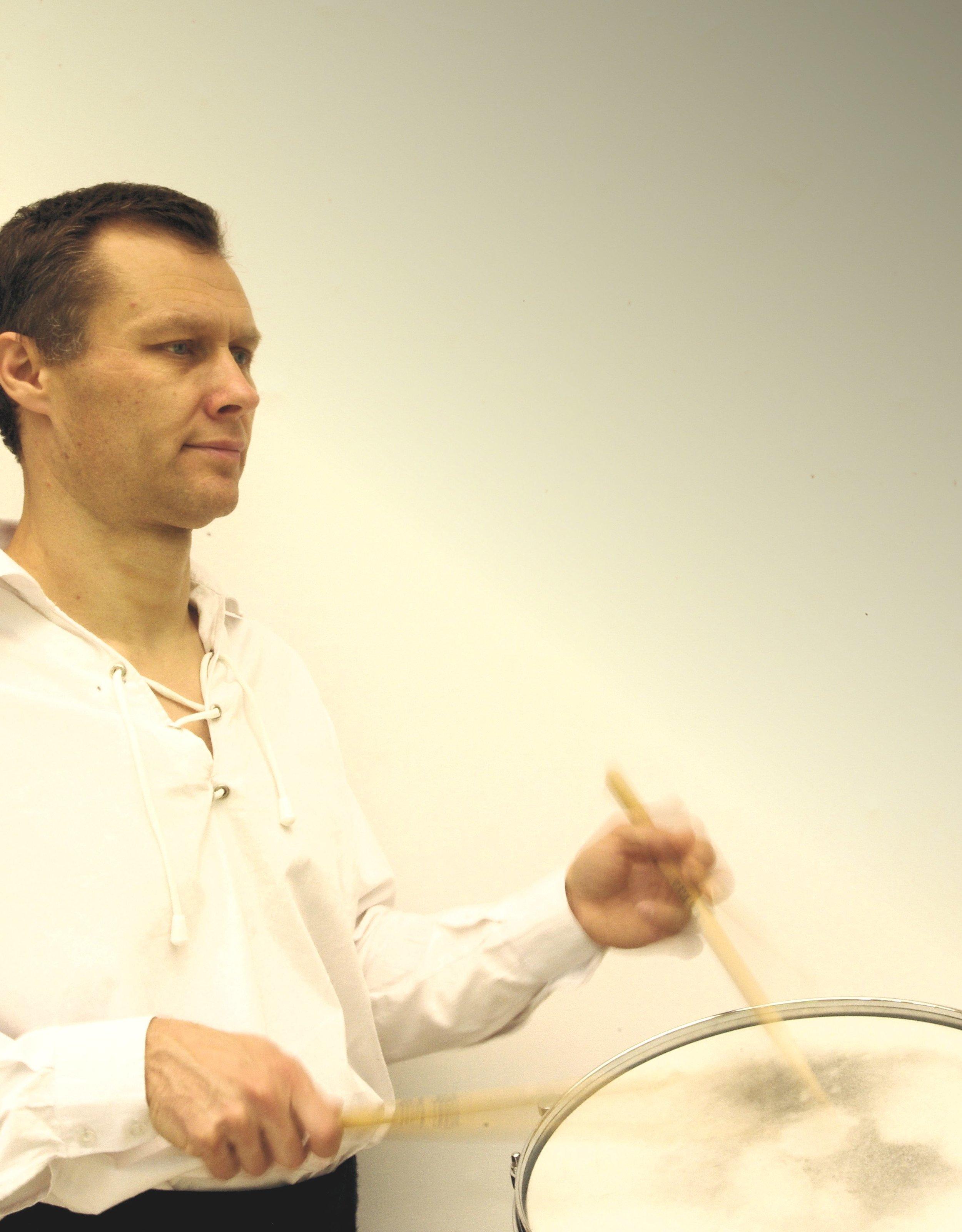 Simon Ambrose (Drums)