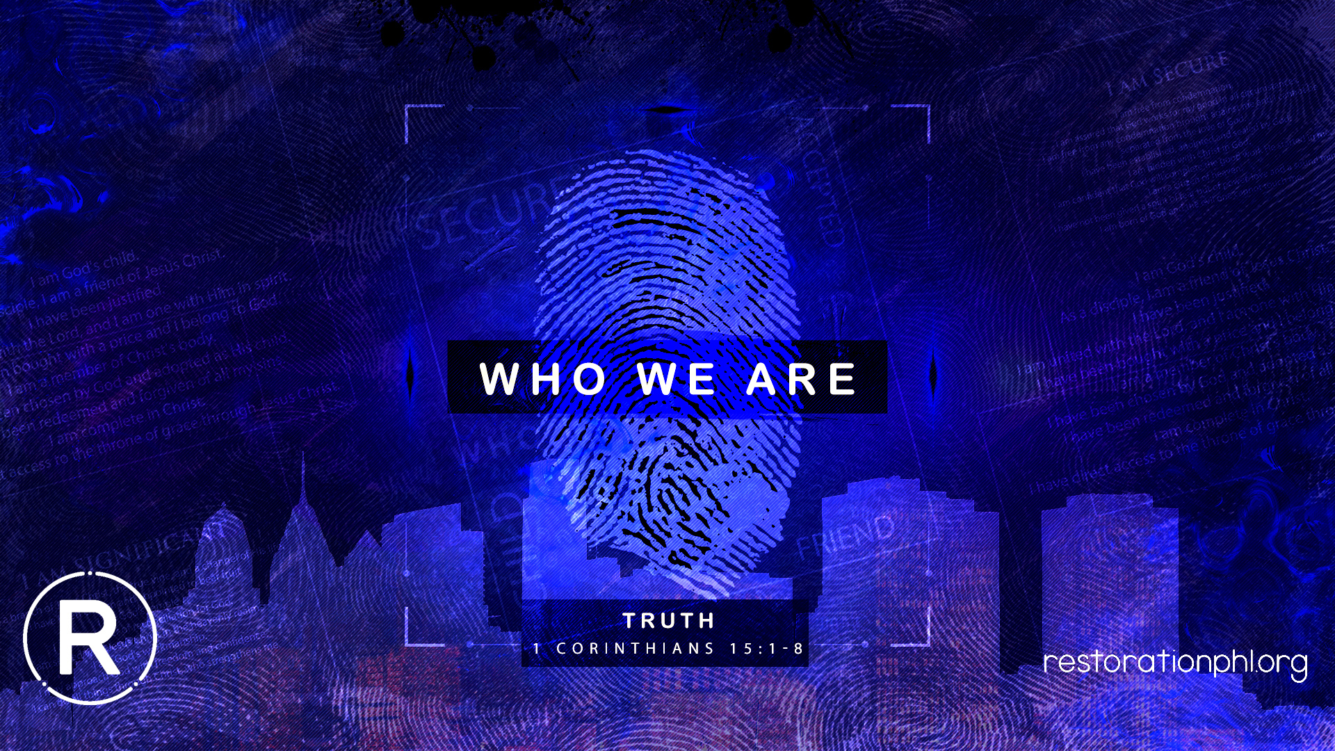 Who We Are - Truth.jpg