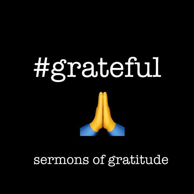 "Thanksgiving 2018 is already a memory, but there's still so much to be #Grateful for! And there are ways we can put our ""Gratitude in Action."" Would you join us this morning for song, prayer, & the close of our Grateful sermon series? @ 9AM & 11AM!! 6410 Rising Sun Ave  See you there!"
