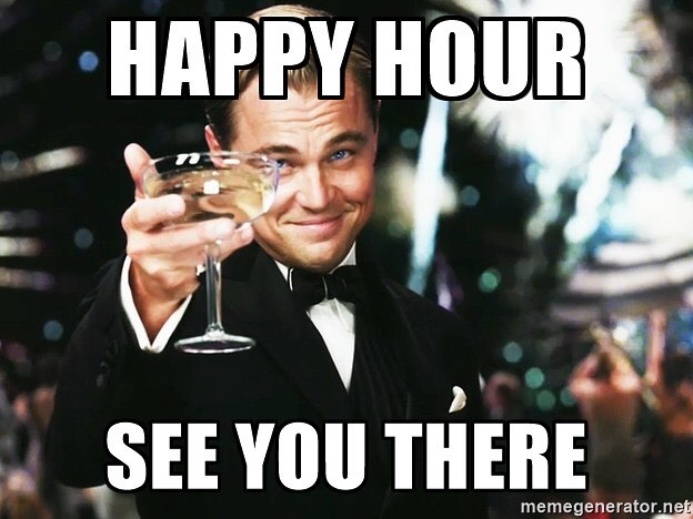 It's happy hour ! »Happy Hour 4pm-8pm; $2 domestic drafts, $3 domestic bottles, $4 well drinks, $5 glasses of wine, $6 basket of wings, $5 chicken strips & $5 chicken or steak quesadillas! »8pm-11pm $1.63 domestic bottles! »Ladies Night specials; $5 Deep Eddy, $4 Smirnoff & $5 glasses of wine ALL NIGHT!