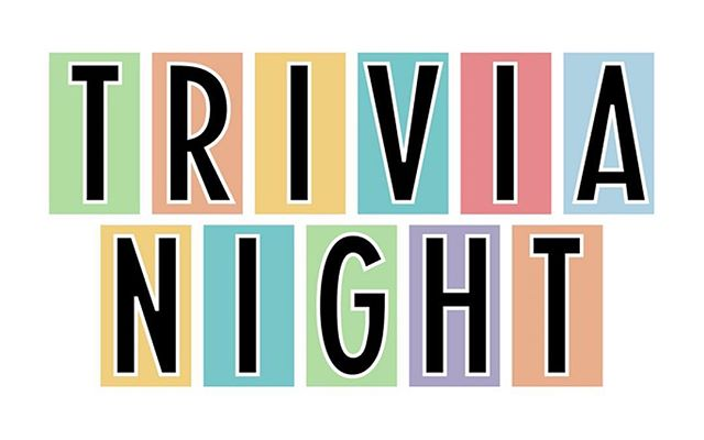It's Trivia Night! 🙇🏻‍♂️ Come down for Happy Hour & work your brain out! 💥Happy hour til 8pm💥$1.63 Domestic bottles 8pm-12am! 💥