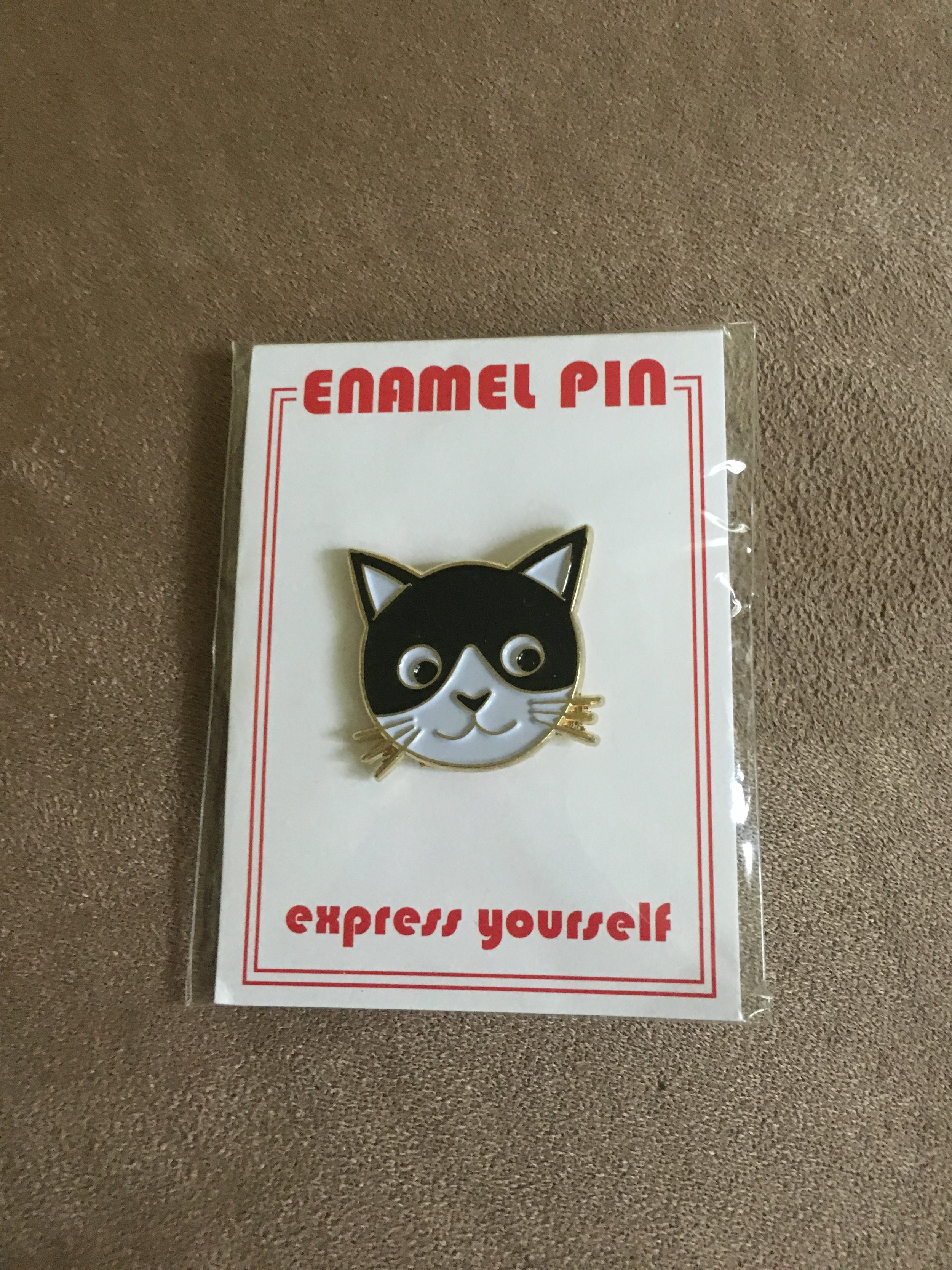 I need to figure out how to wear these fancy pins like all the cool kids!