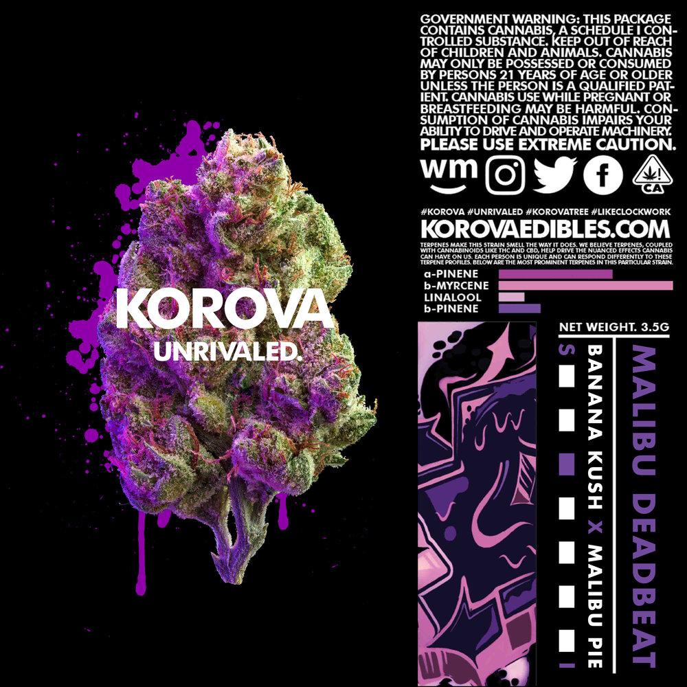 FLOWER — KOROVA