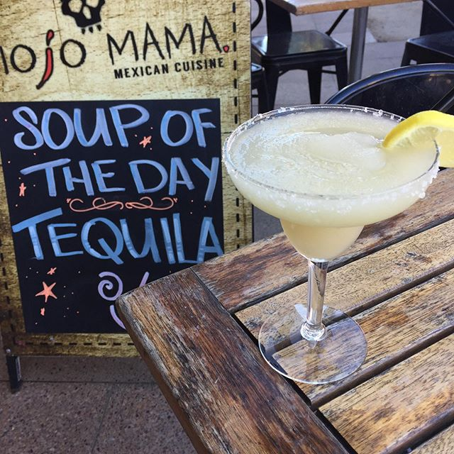 Unlike the weather change, our Margarita is always guaranteed to stay the same! Don't believe us? Come and try it out this month for only $10! Open for lunch 12-2 and open for dinner from 5:30pm tonight! . . . . #mexican #mexicanfood #cocktailofthemonth #mojo #mojomama #geelong #food #foodporn #tequila #lovecentralgeelong