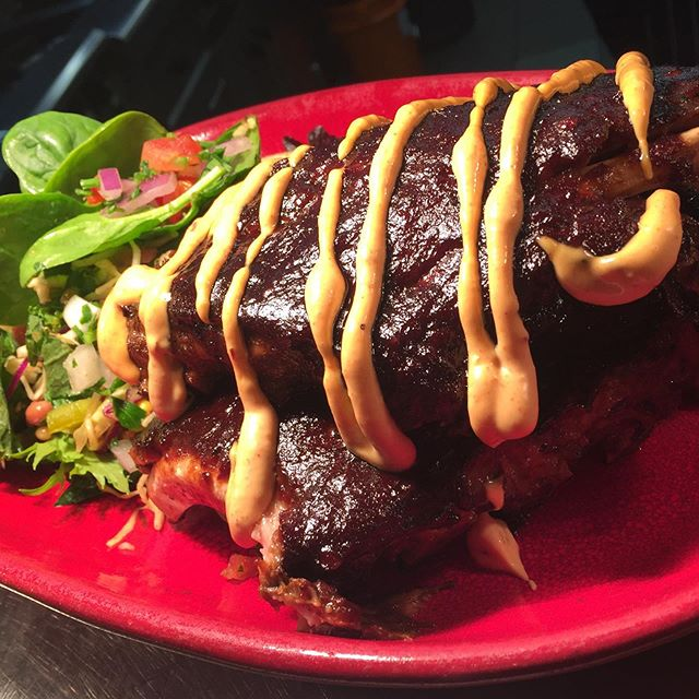 We have added onto our menu a full rack of ribs marinated in a smokey bbq sauce! Served with salad and fries, it's a sure fire way to fill you up! Available for lunch 12-2pm mon-fri and for dinner from 5:30pm mon-sat! . . . . #mexican #mexicanfood #food #foodporn #ribs #fullrackofribs #newmenu #humpday #geelong #centralgeelong #mojo #mojomama #lovecentralgeelong