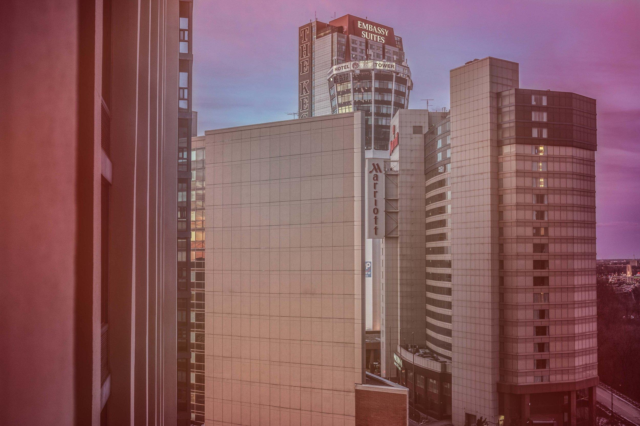 Hotels at Niagara Falls
