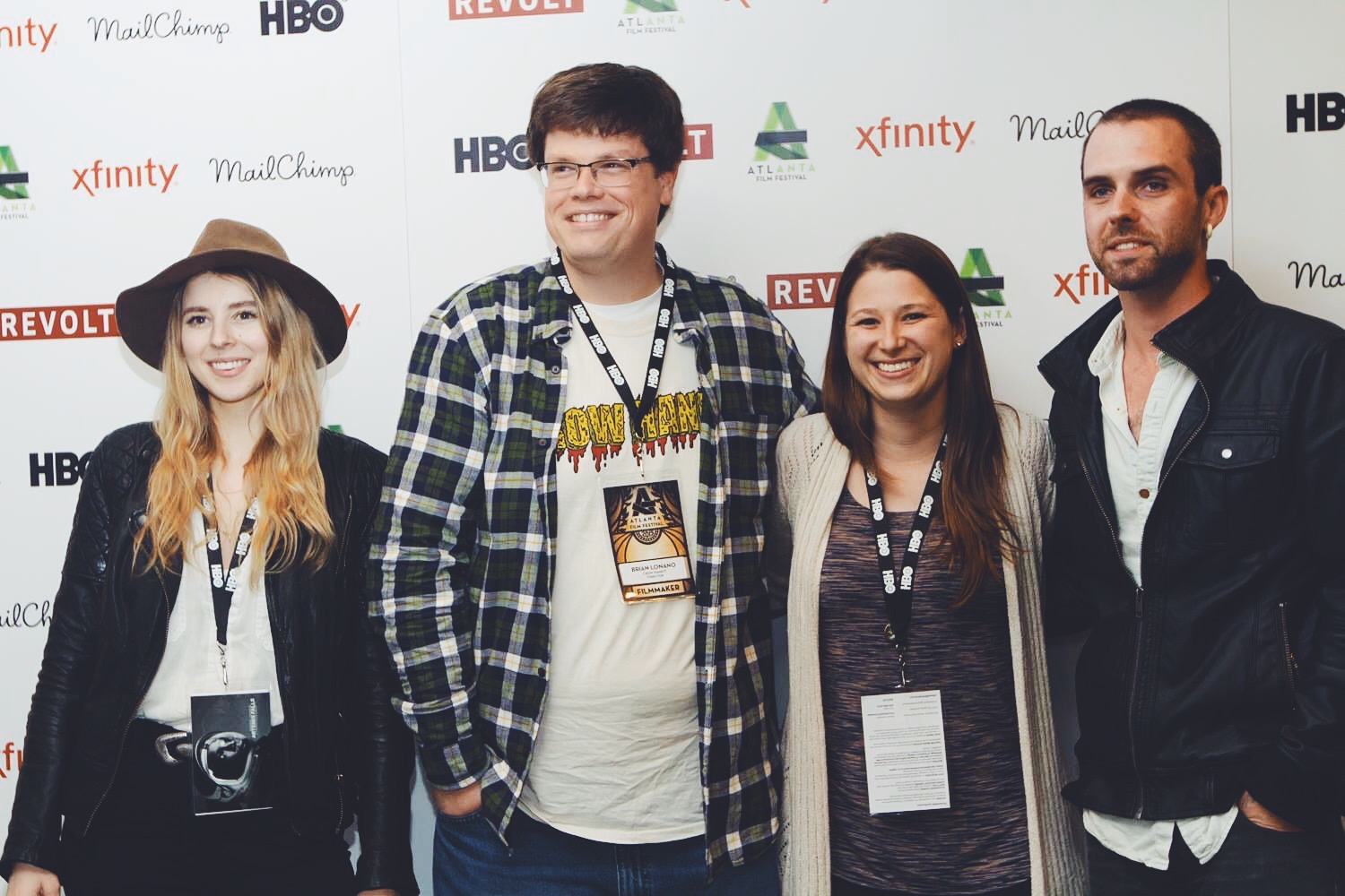 Filmmakers of the OTHER WORLDS shorts block.