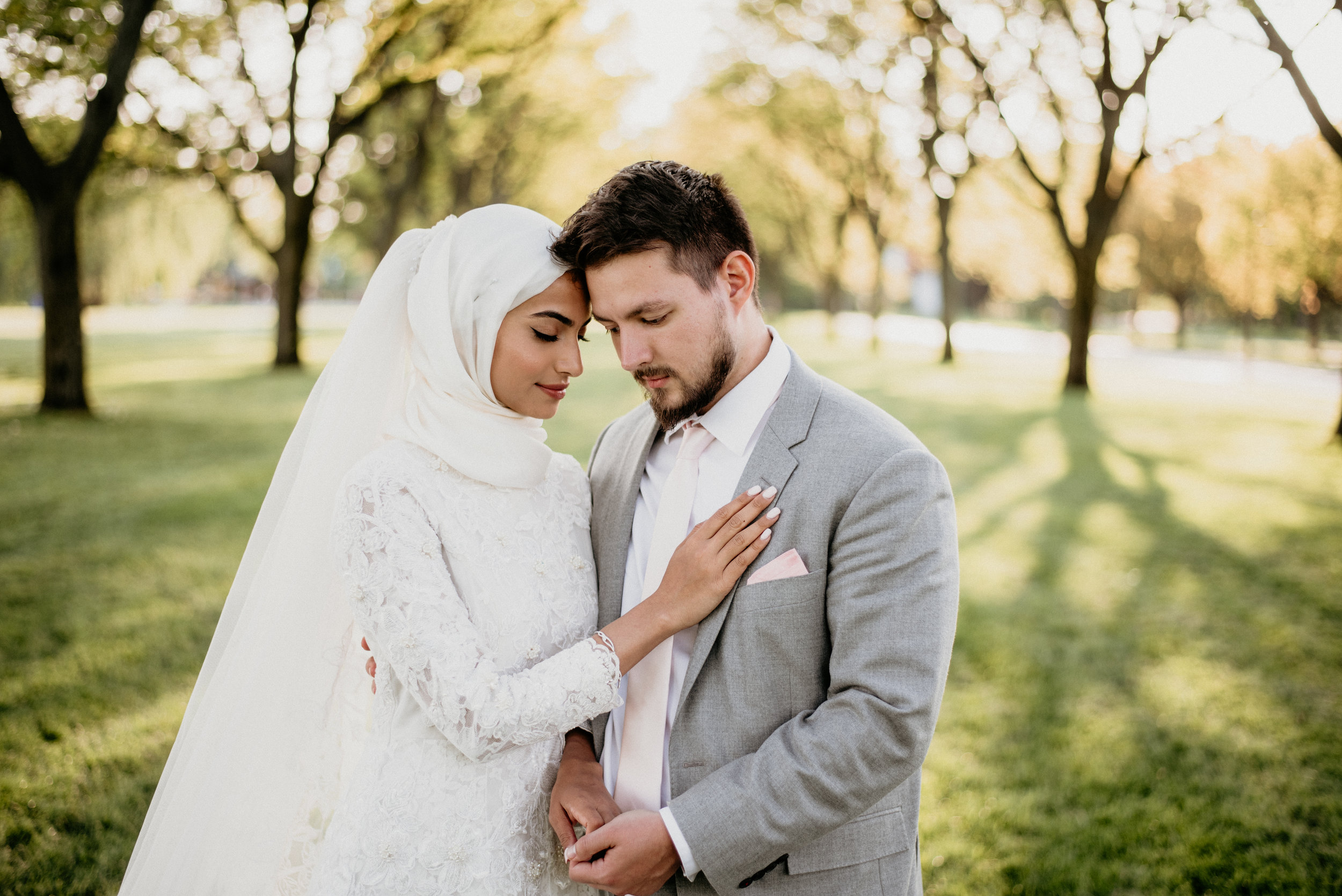 Bakir and Rabia - Muslim Wedding | Highland Park Community House | Highland Park, IL