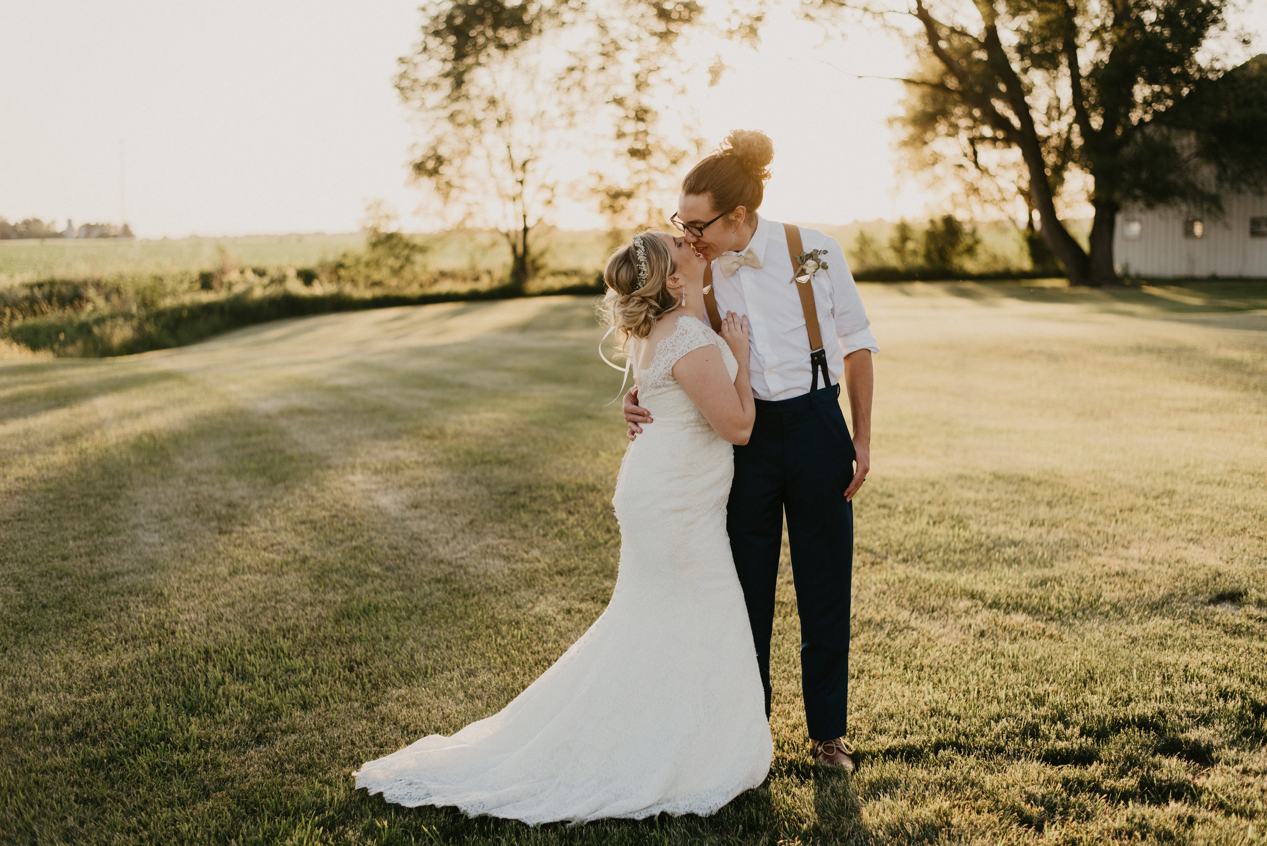 Emily and Jack - Ashley Farm Wedding | Yorkville, IL