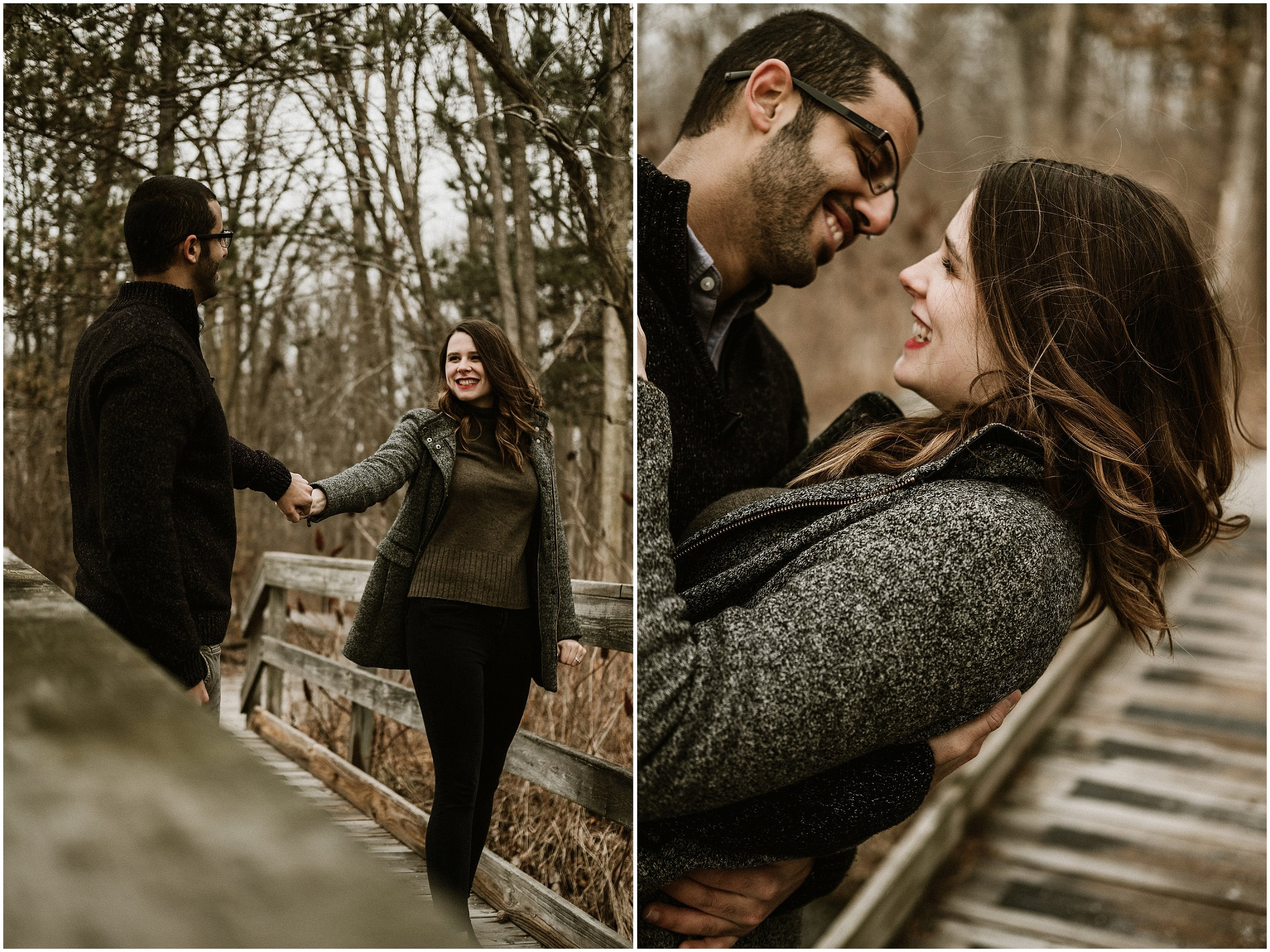 Fermilab Engagement Session - Candace Sims Photography