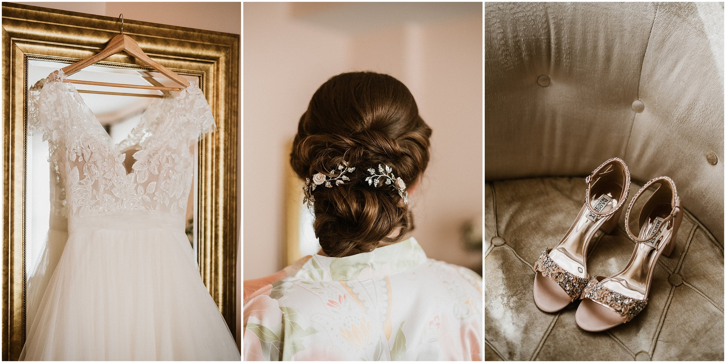 Brittany and Andrew | Elegant Vintage Wedding | The Haight, Elgin IL