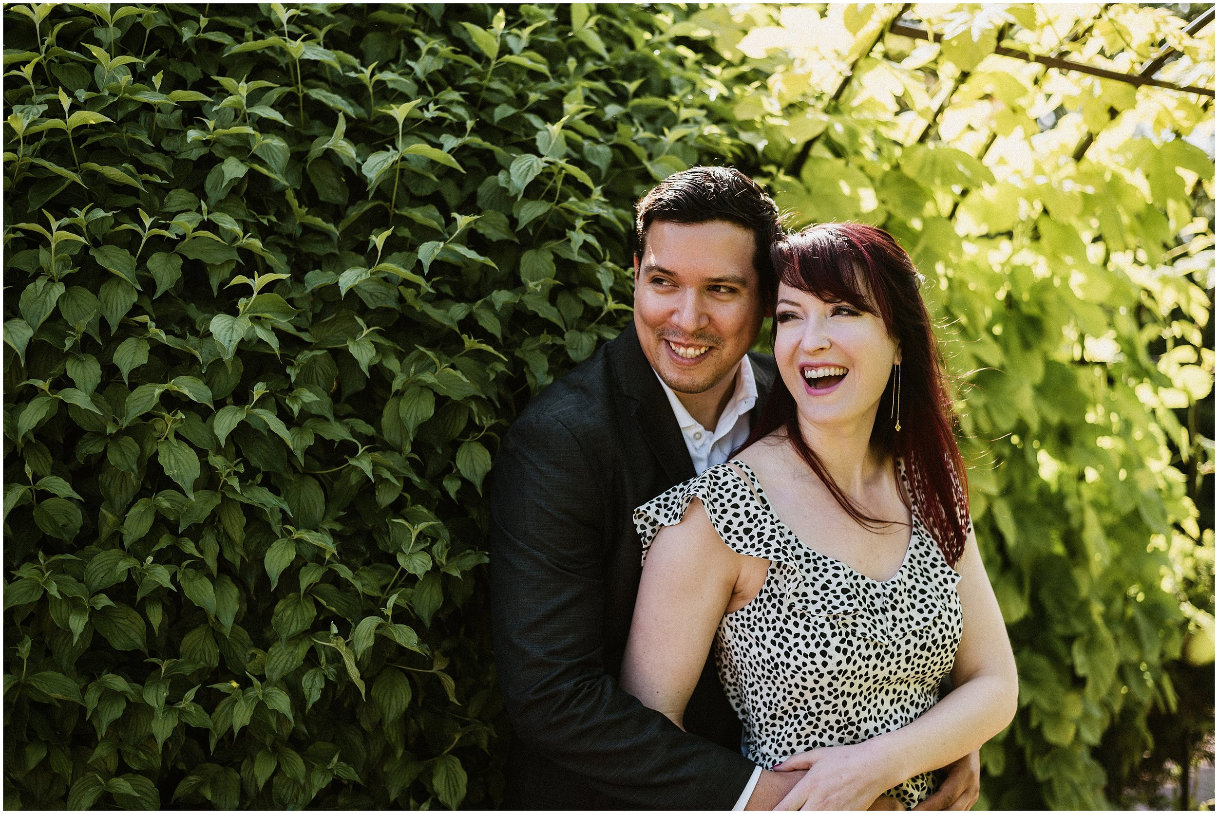 Candace Sims Photography | Sarah and Marcel | Chicago Botanic Garden | Chicago, IL