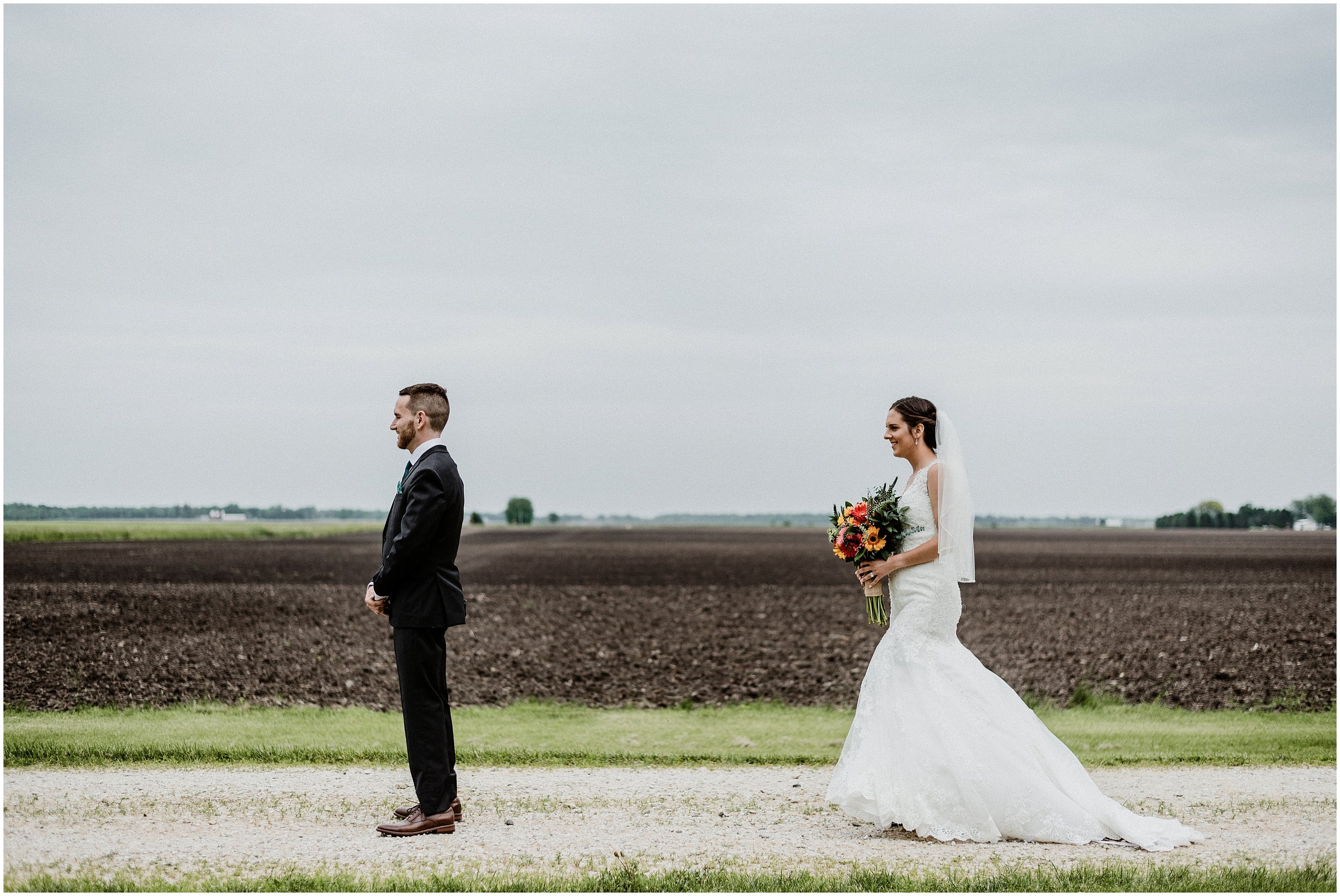 Rachael And Will | Rustic Romantic Barn Wedding | The Mora Farm Waterman, IL | Chicago Wedding Photographer