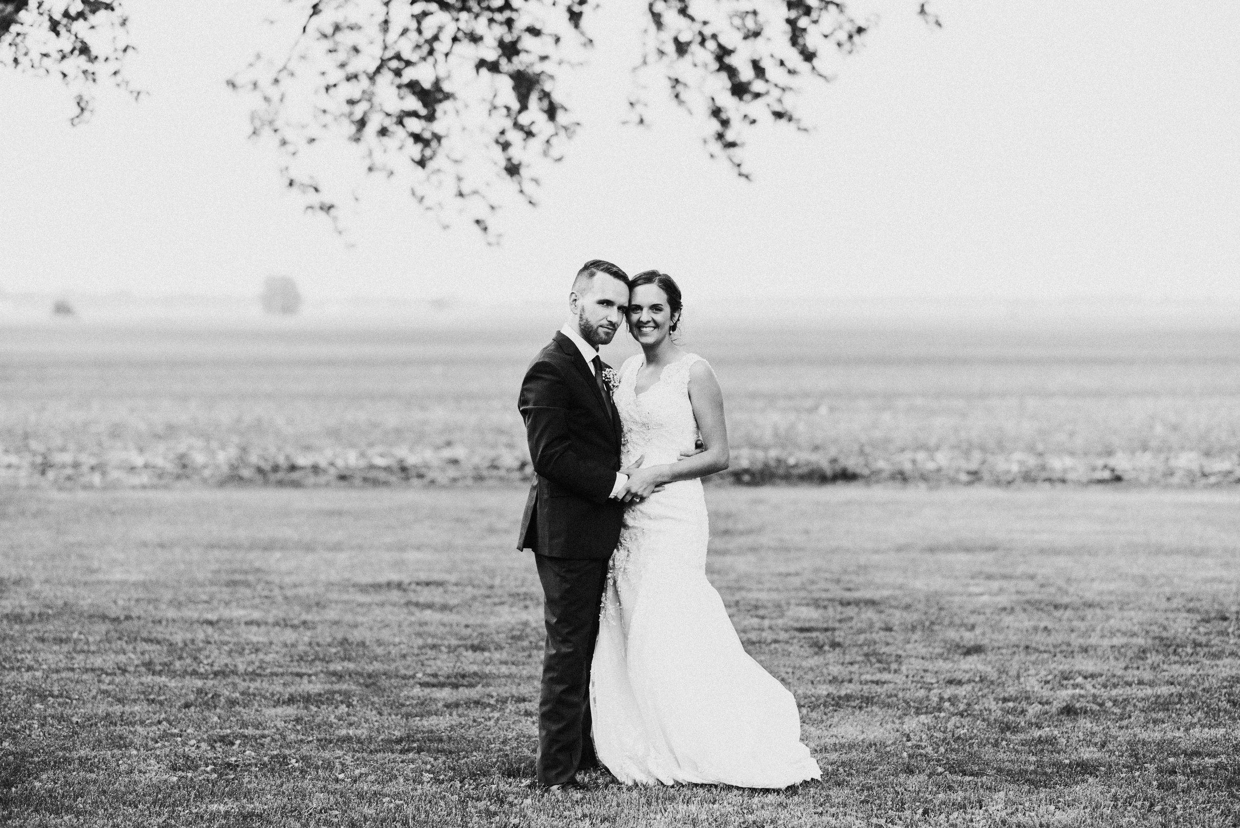 Rachael and Will - Rustic Romantic Barn Wedding | The Mora Farm Waterman, IL | Chicago Wedding Photographer