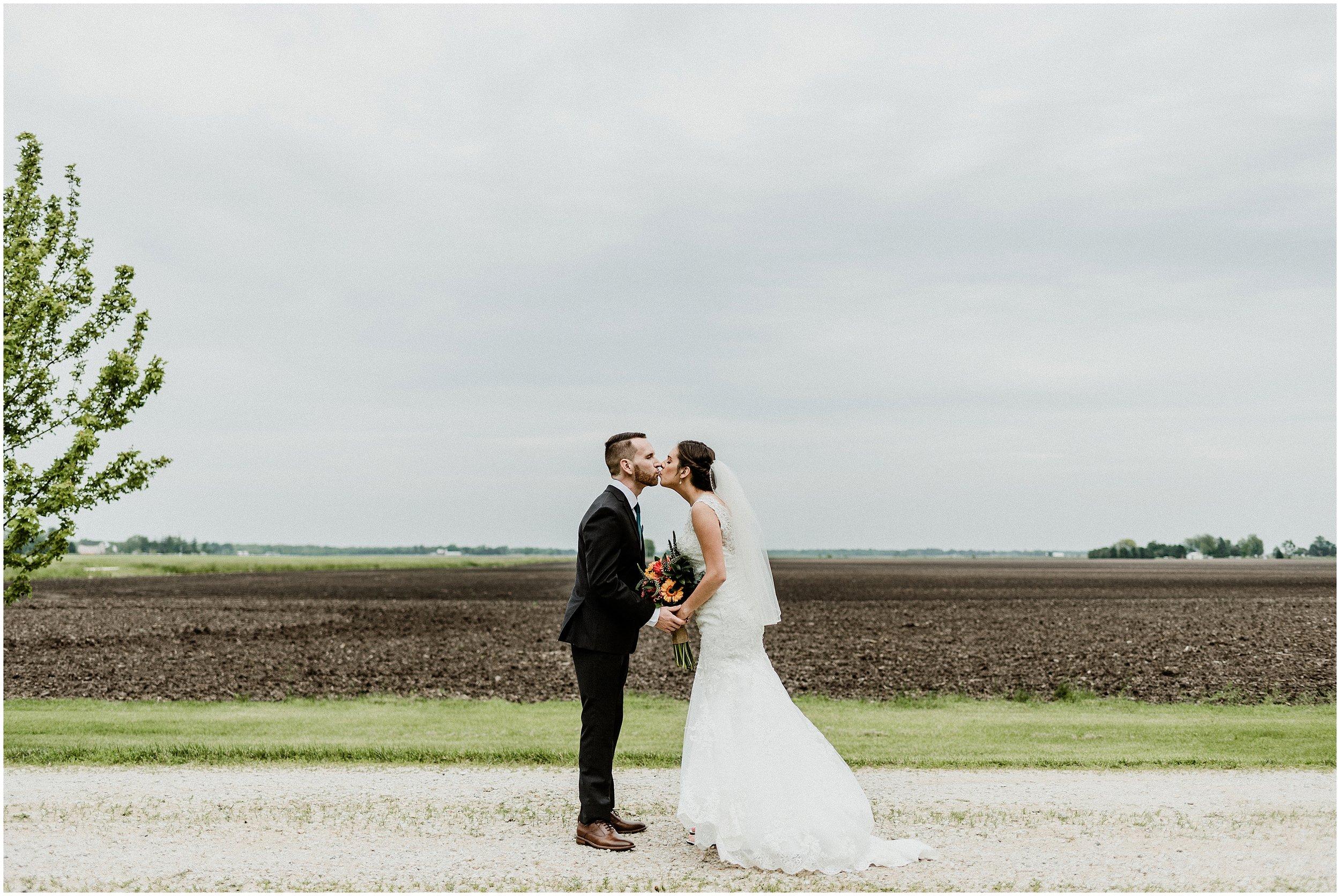 Rustic Romantic Barn Wedding | The Mora Farm Waterman, IL | Chicago Wedding Photographer