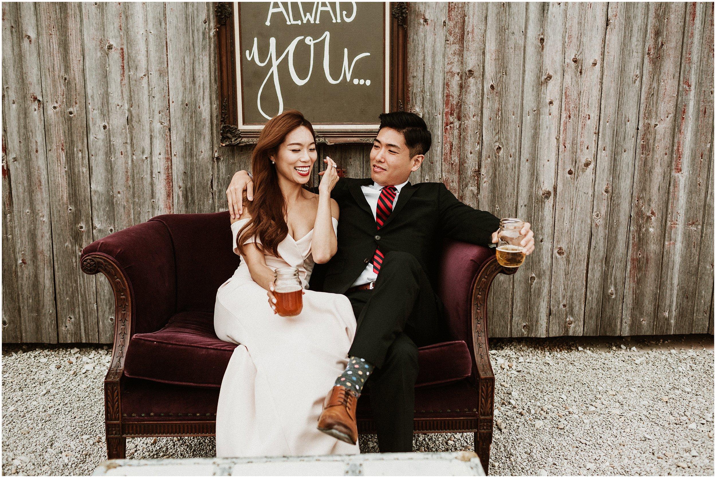 Cindy and David Romantic Farm Wedding | Heritage Prairie Farm | Elburn, IL | Chicago Wedding Photographer