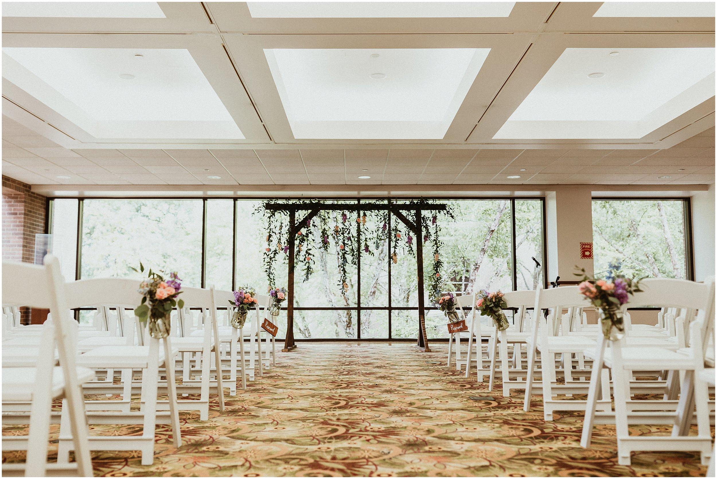 Rachel and Patrick | Rustic & Romantic Summer Wedding | Q Center St. Charles, IL