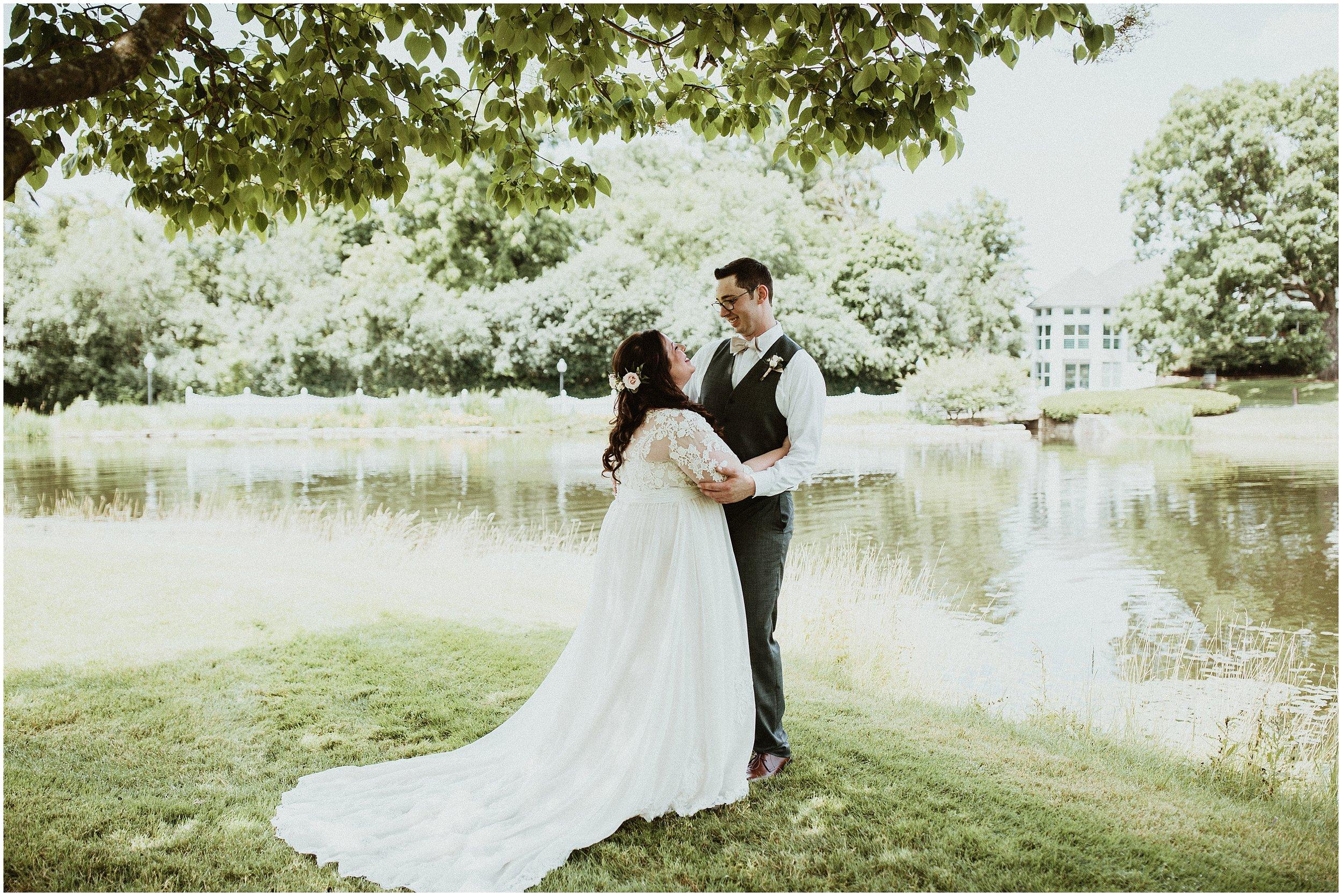Rachel And Patrick | Rustic & Romantic | Disney Themed Summer Wedding | Q Center St. Charles, IL