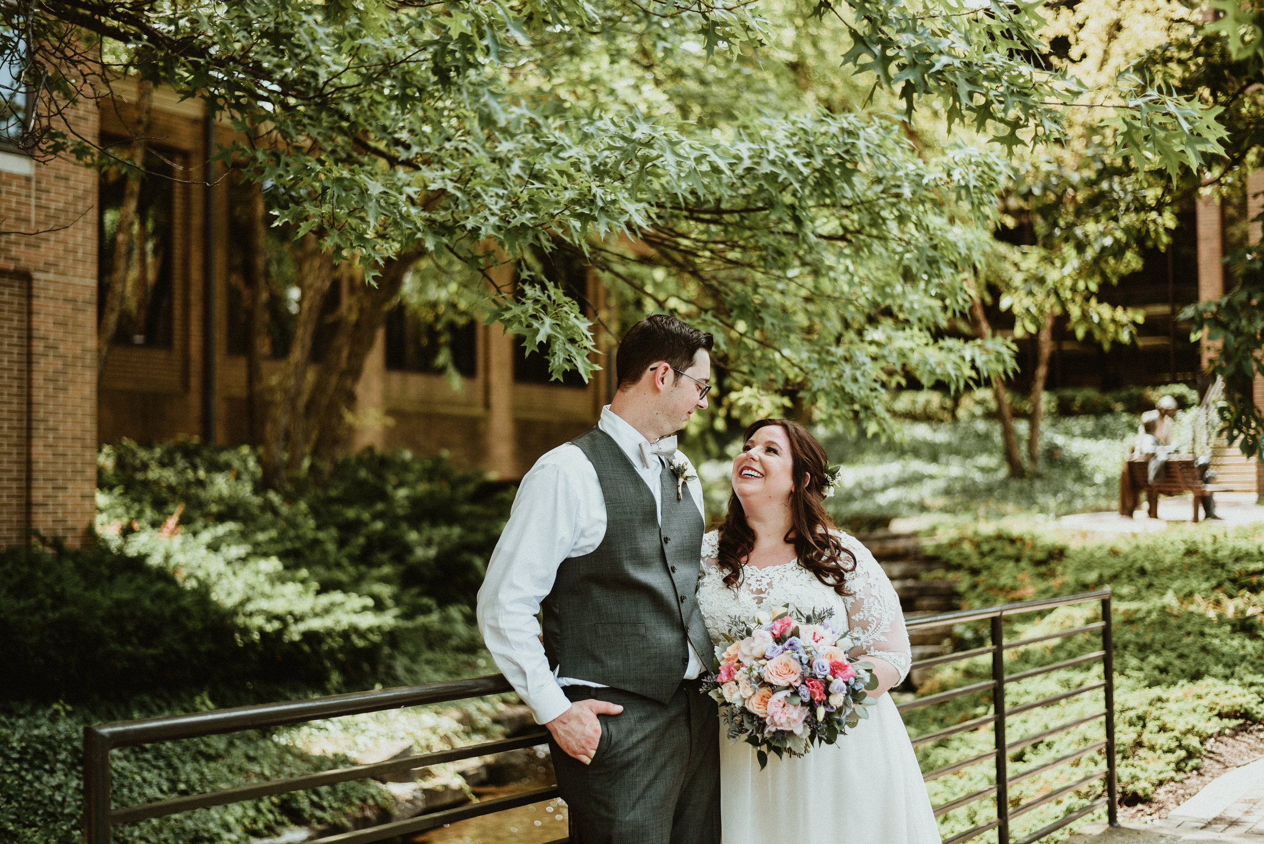 Rachel and Patrick - Rustic & Romantic | Disney Themed Summer Wedding | Q Center St. Charles, IL