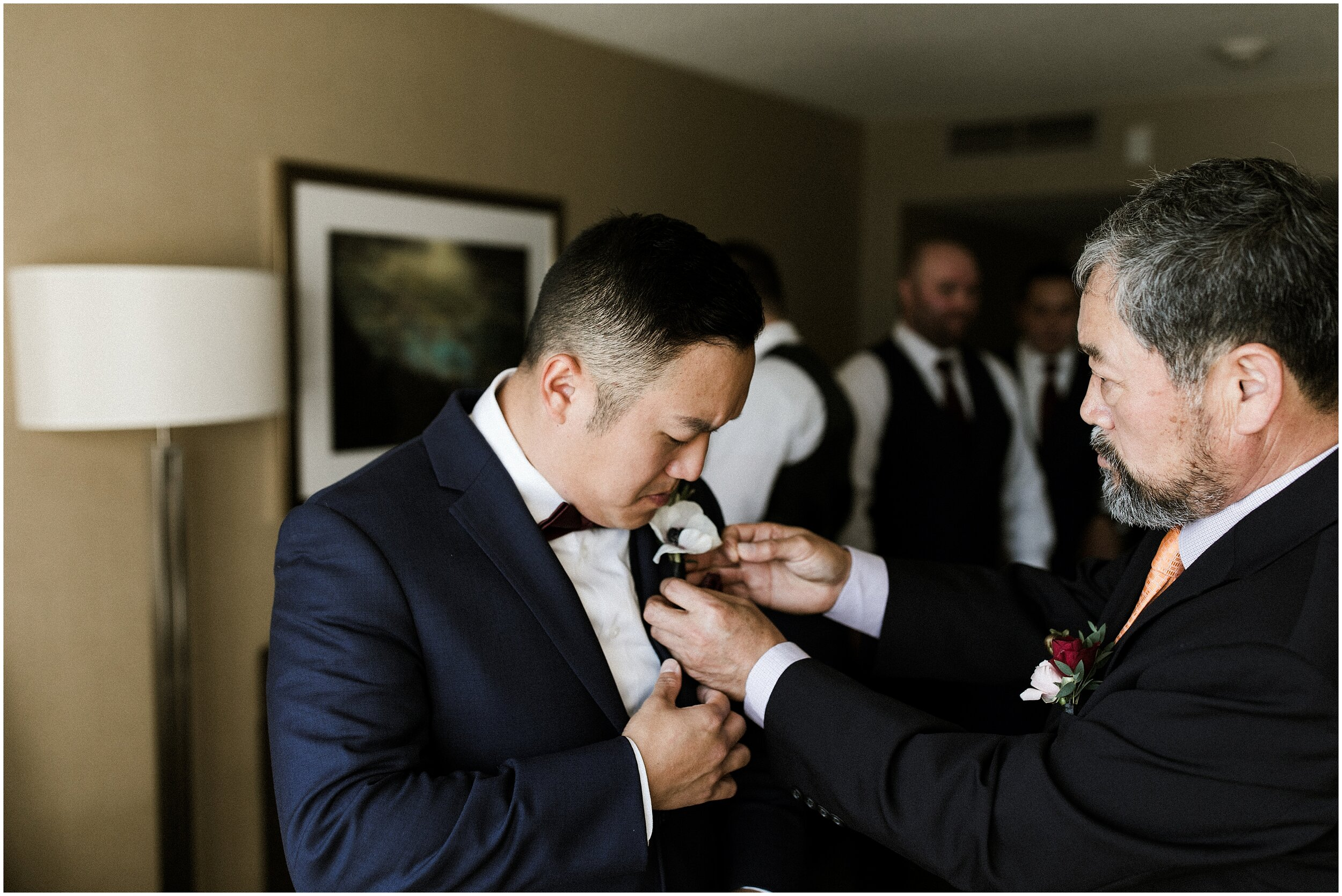 Candace Sims Photography | Anna and Jason | Romantic and Modern Chicago Wedding | The Estate by Gene and Georgetti Rosemont, IL | Naperville Wedding Photographer