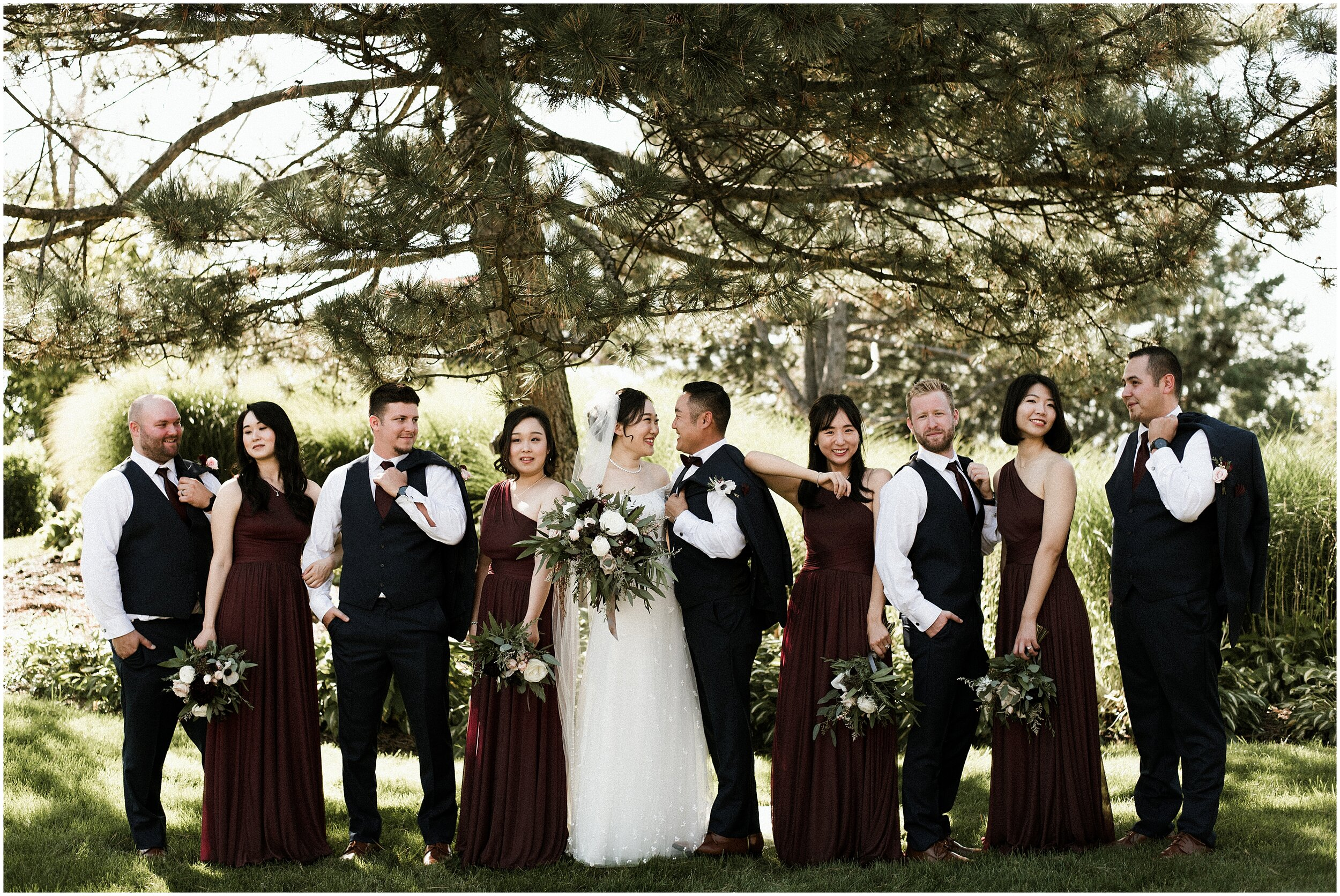 Anna and Jason | Romantic and Modern Chicago Wedding | The Estate by Gene and Georgetti Rosemont, IL | Naperville Wedding Photographer