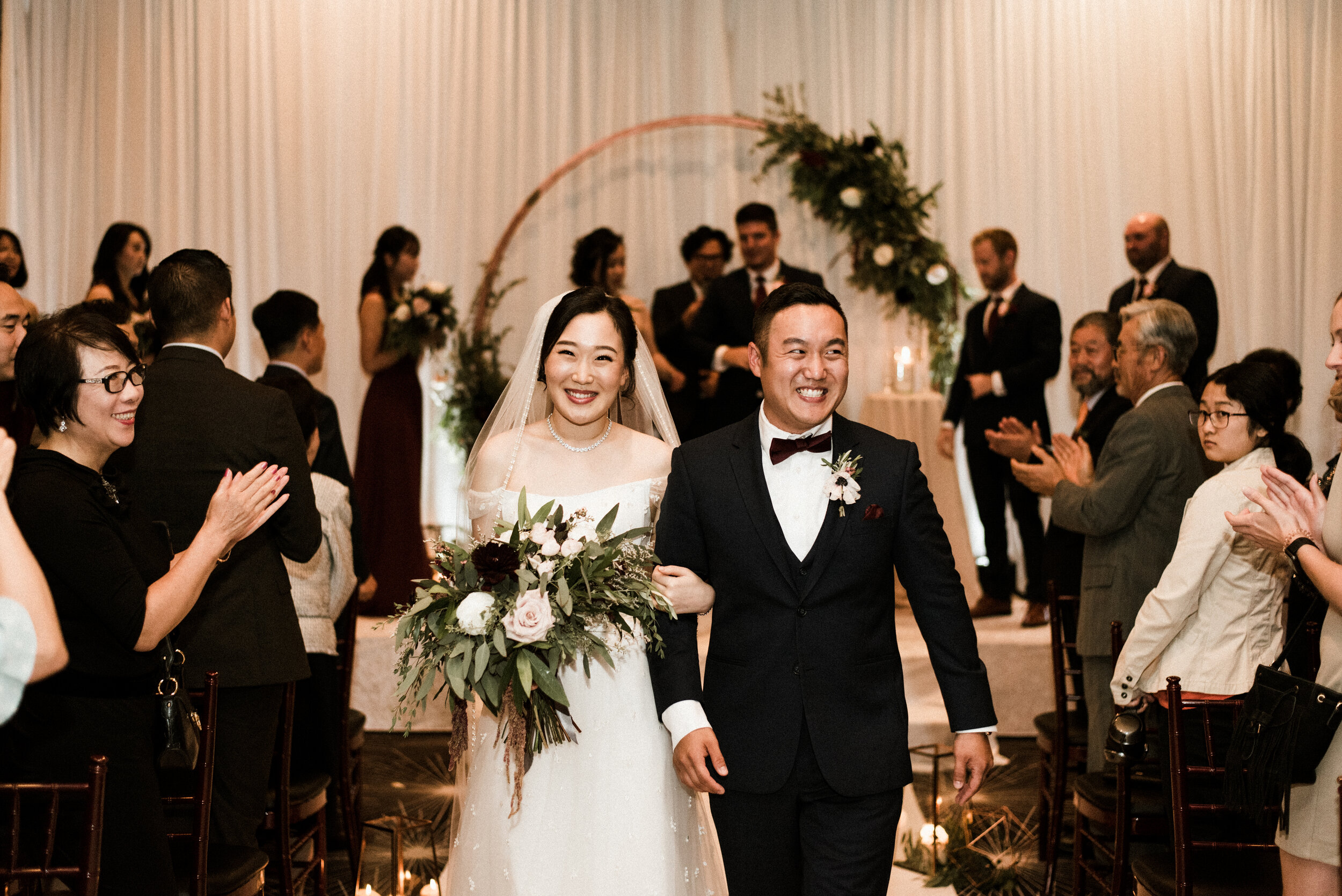 Anna and Jason - Romantic and Modern Chicago Wedding | The Estate by Gene and Georgetti Rosemont, IL | Naperville Wedding Photographer