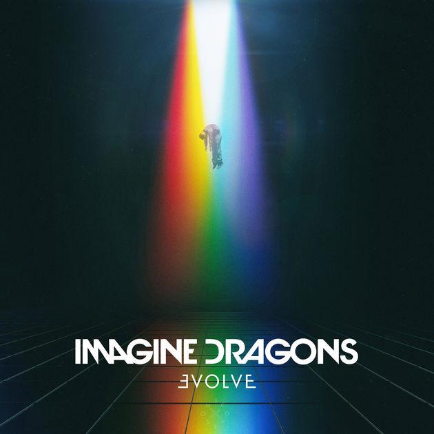 """Imagine Dragons - Evolve    Engineer   """"Thunder,"""" """"Yesterday,"""" """"Dancing in the Dark""""    Listen"""
