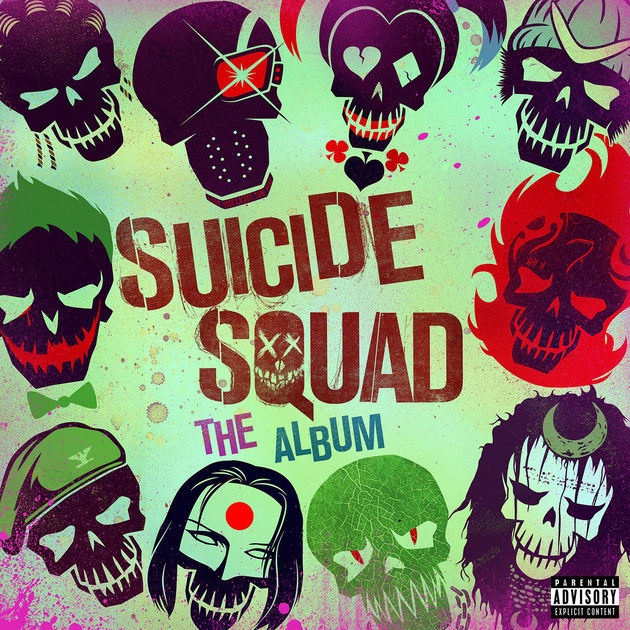 "Suicide Squad - The Album    Engineer   Skylar Grey ""Wreak Havoc""    Listen"