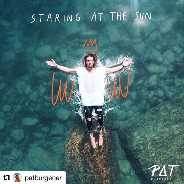 "Enjoyed getting to mix @patburgener's latest single ""Staring at the Sun."" Thanks to Pat and @jasperleak for bringing me on board. Now go find this tune where you find tunes! #staringatthesun #newmusic #mixengineer #faderfriday"