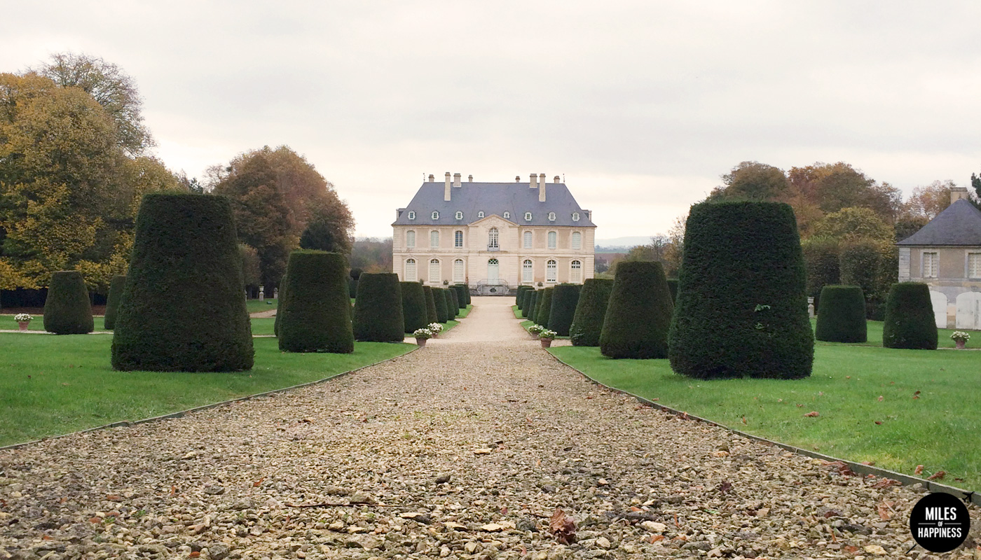 Castles on the Road in Normandy