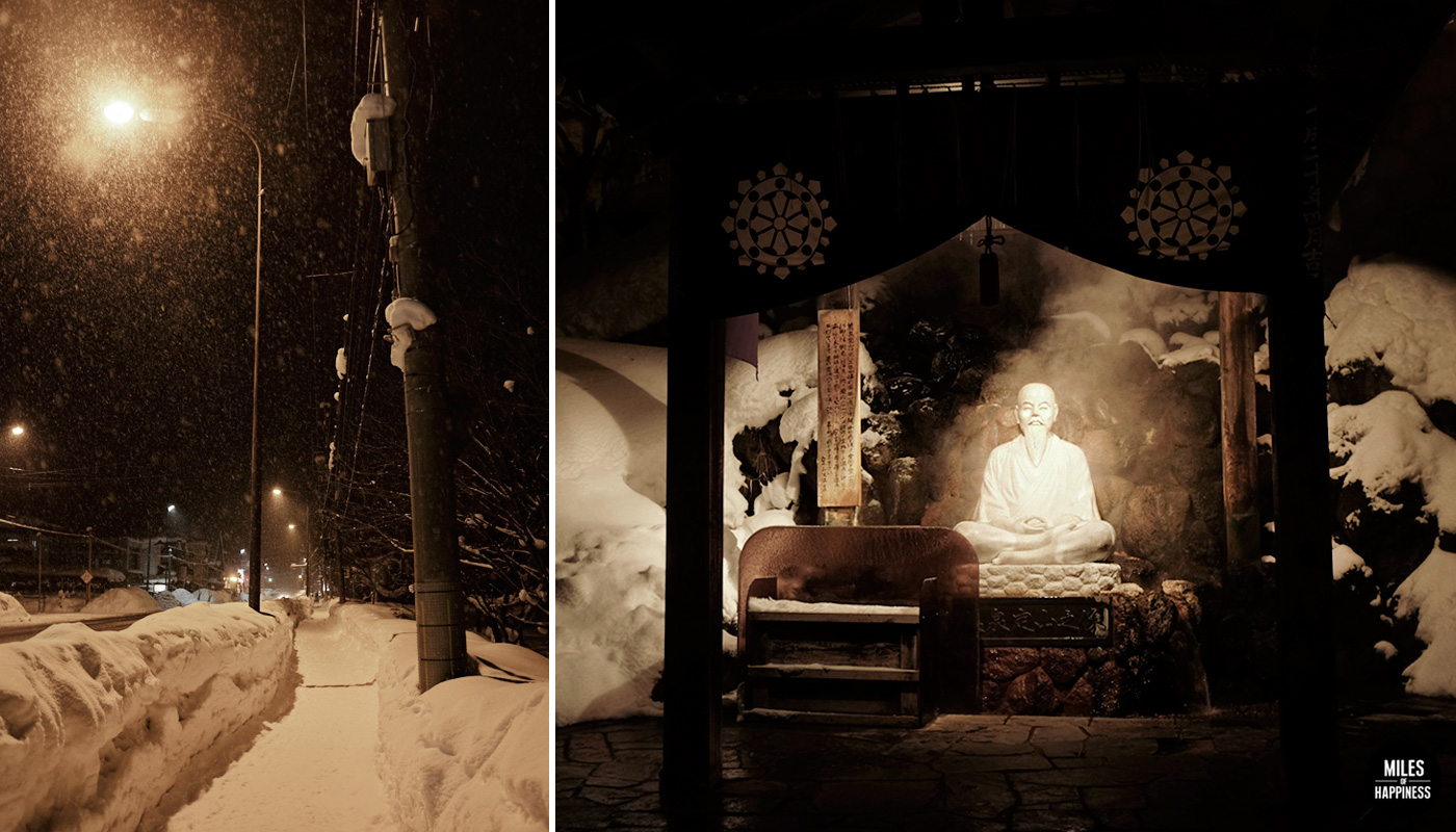Jozankei, a fairy tale town - Hokkaido road trip