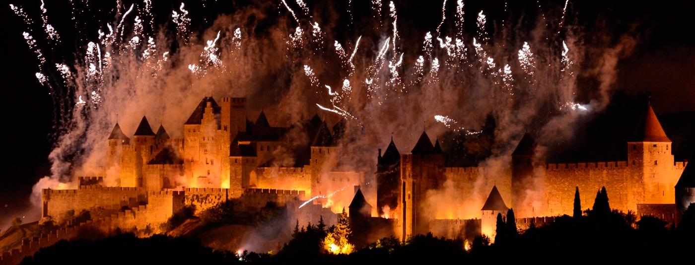 The Ultimate France Bucketlist : Carcassonne