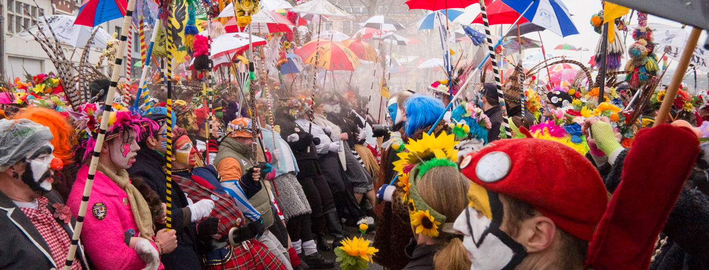 The Ultimate France Bucketlist : Dunkerque Carnival