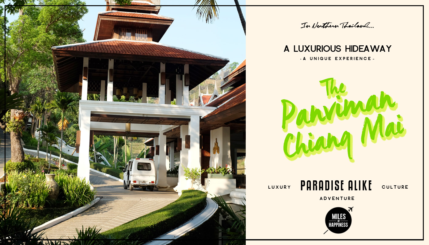 The Panviman Chiang Mai - hotel review