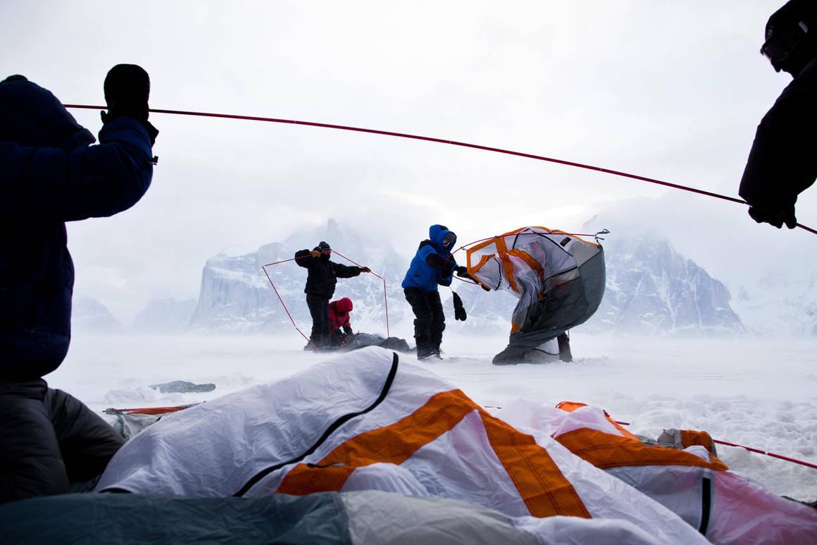 Baffin Island by Krystle Wright