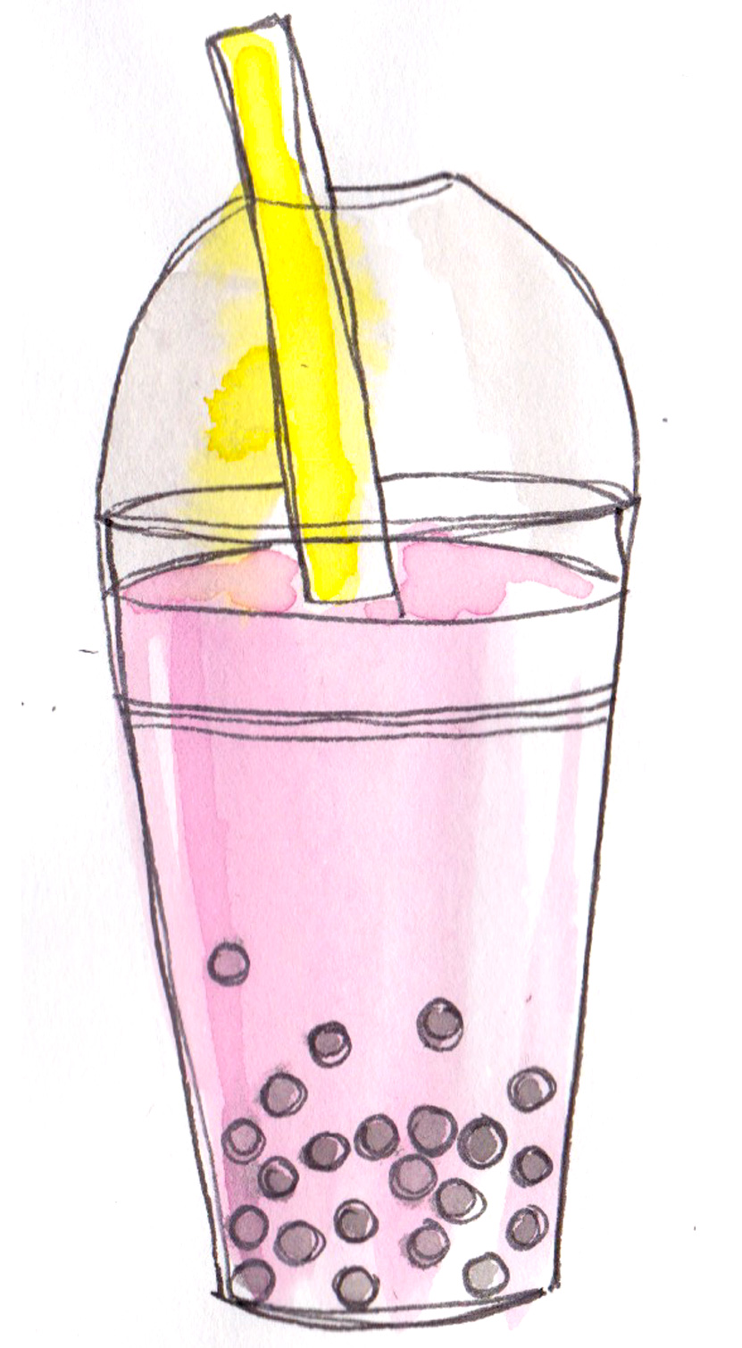 Bubble tea in Taiwan by Miles of Happiness