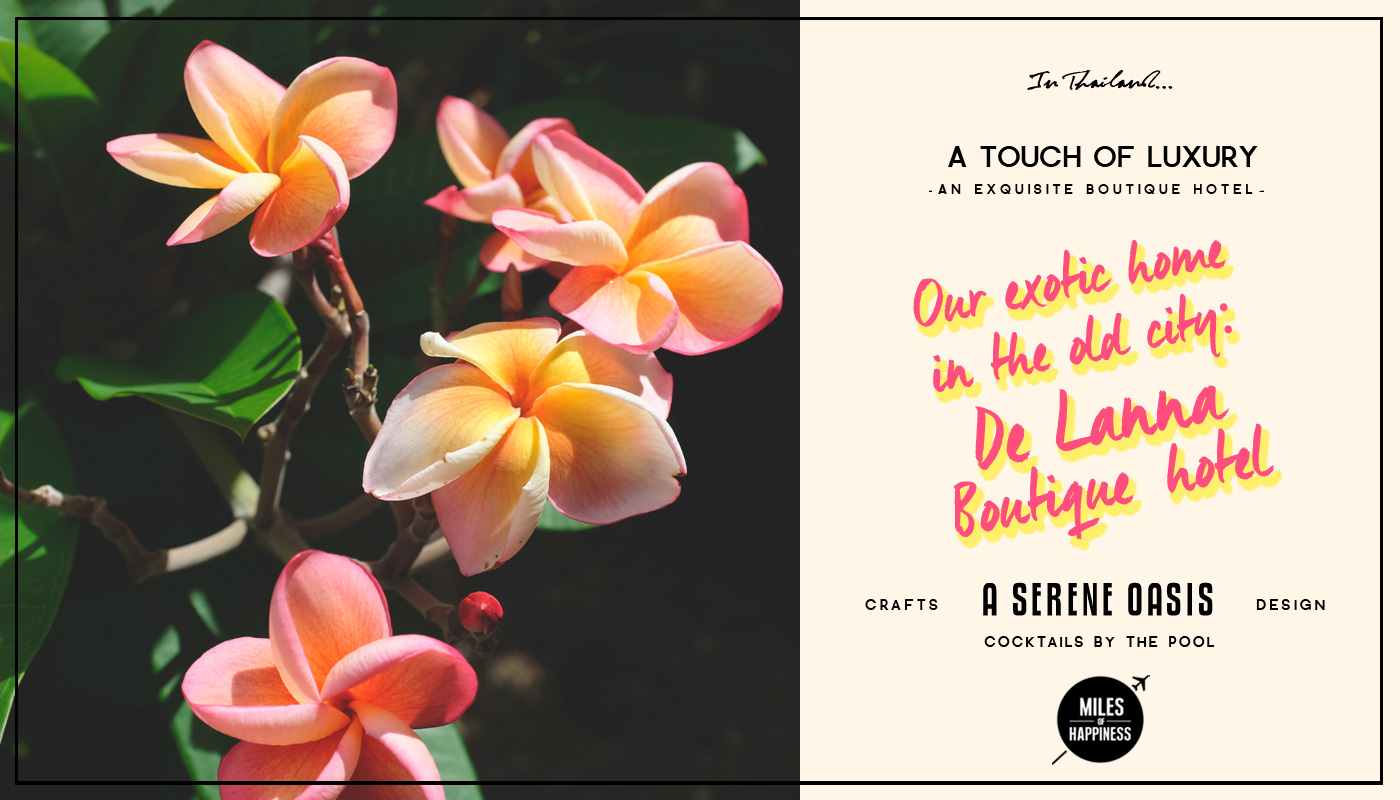 Hotel Review: De Lanna Boutique Hotel Chiang Mai