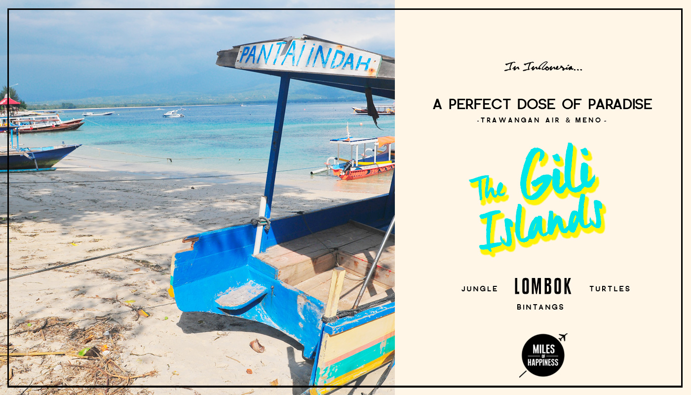 Exploring Indonesia: The Gili Islands
