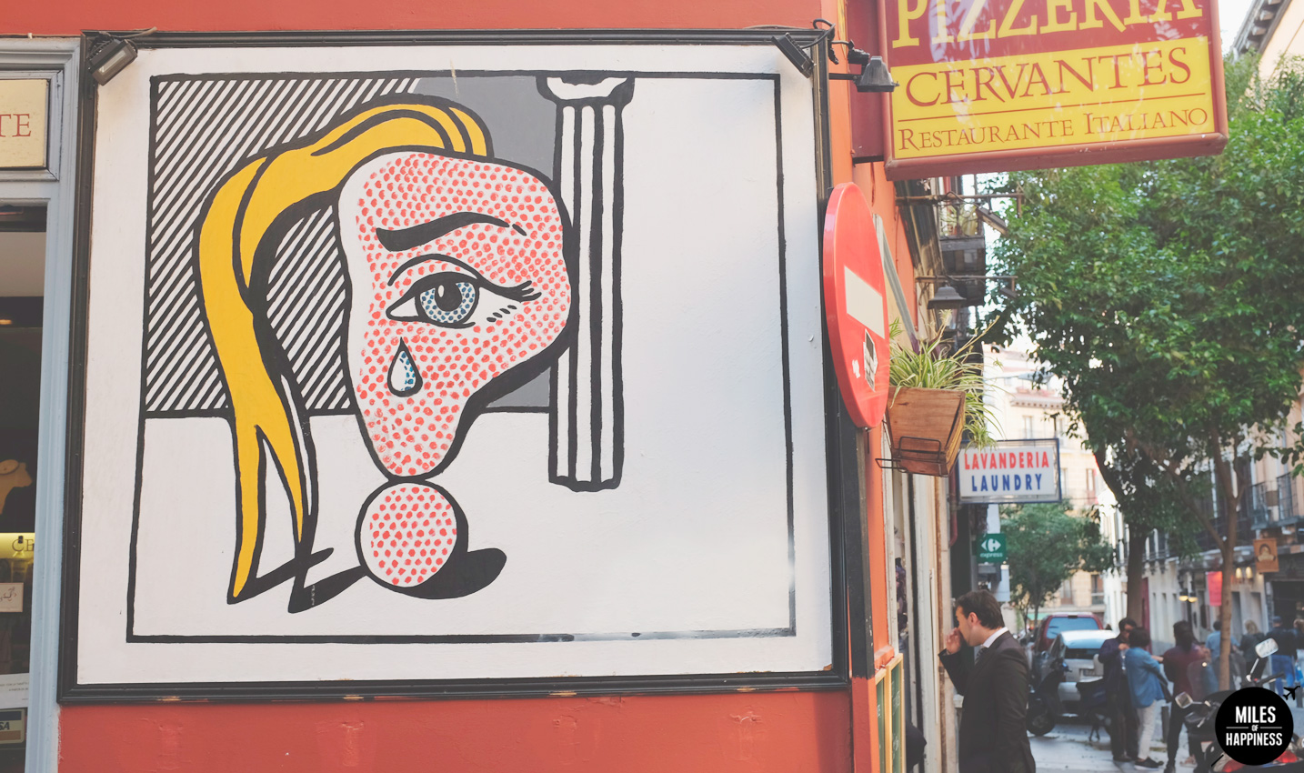 What to do in Madrid: Street Art